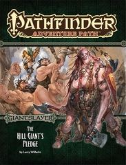 Pathfinder Adventure Path #92:The Hill Giant's Pledge