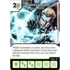 Constantine - Con Artist (Die & Card Combo Combo)