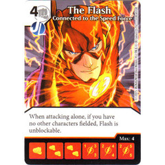 The Flash - Connected to the Speed Force (Die & Card Combo Combo)
