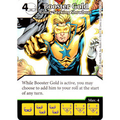 Booster Gold - Glory Seeking Showboat (Card Only)