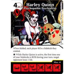 Harley Quinn - Psychopathic Psychiatrist (Card Only)