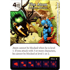The Atom - Science Advisor (Card Only)