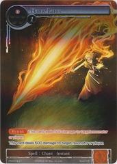 Flame Lance - PR2014-01 - PR on Channel Fireball