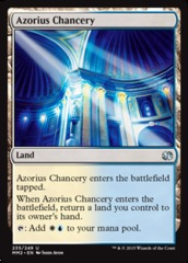 Azorius Chancery - Foil on Channel Fireball