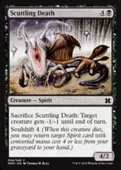 Scuttling Death