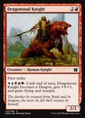 Dragonsoul Knight - Foil