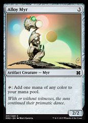 Alloy Myr - Foil (MM2)