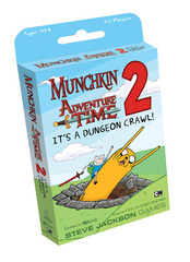 Munchkin Adventure Time 2: It's a Dungeon Crawl!