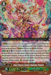 Flower Princess of Spring's Beginning, Primavera - G-BT02/001EN - GR