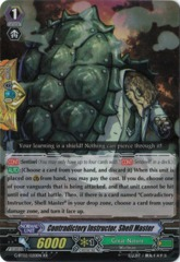 Contradictory Instructor, Shell Master - G-BT02/020EN - RR on Channel Fireball