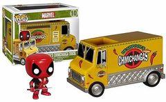 #10 - Deadpool's Chimichangas (Deadpool)