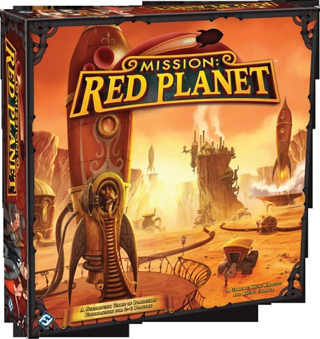 Mission Red Planet (2015 FFG Version)