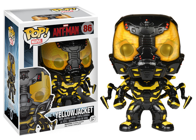 #86 - YellowJacket (Marvel)