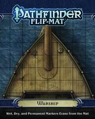 Pathfinder Flip-Mat Warship