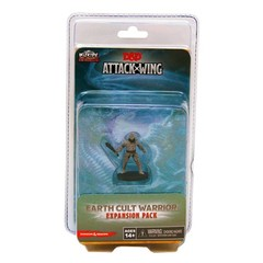 D&D Attack Wing Wave Seven Earth Cult Warrior Expansion