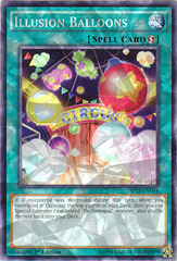 Illusion Balloons - SP15-EN044 - Shatterfoil - 1st Edition on Channel Fireball