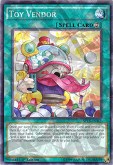 Toy Vendor - SP15-EN043 - Shatterfoil - 1st Edition