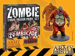 Warpaints Zombicide Toxic/Prison Paint Set