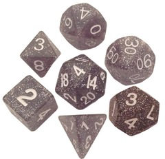 Ethereal Polyhedral Sets - Black