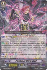 Psychic of Storm, Rigil - G-BT03/040EN - R