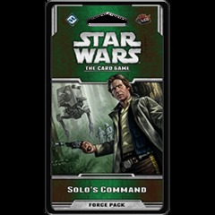 Star Wars: The Card Game 4 - 1 Solo's Command