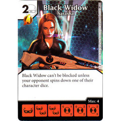 Black Widow - Natasha (Card Only)