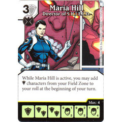 Maria Hill - Director of S.H.I.E.L.D (Card Only)