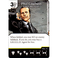 Phil Coulson - Expert Recruiter (Card Only)