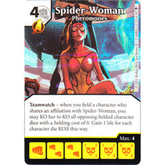 Spider-Woman - Pheromones (Card Only)