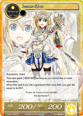 Jeanne d'Arc - VIN001-008 - SR (FOIL)