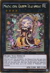 Madolche Queen Tiaramisu - PGL2-EN045 - Gold Rare - Unlimited Edition