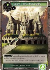 Refarth, the Wind Castle - MOA-038 - C (Foil)