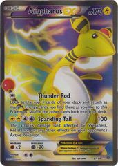 Ampharos-EX - 87/98 - Full Art Ultra Rare