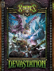 Hordes: Devastation (Softcover)