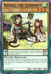 Risebell the Summoner - CORE-EN002 - Common - 1st Edition