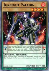 Igknight Paladin - CORE-EN029 - Common - 1st Edition