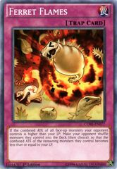 Ferret Flames - CORE-EN077 - Common - 1st Edition