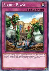Secret Blast - CORE-EN099 - Common - 1st Edition