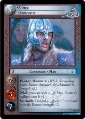 Eomer, Horsemaster (F)