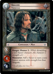 Aragorn, Thorongil (O)