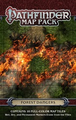 Pathfinder Map Pack: Forest Danger