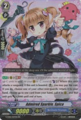 Admired Sparkle, Spica - G-CB01/007EN - RR on Channel Fireball