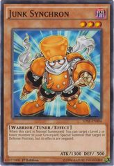 Junk Synchron - SDSE-EN004 - Common - 1st Edition on Channel Fireball