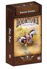 Doomtown: Reloaded - Saddle Bag Expansion 7 - Foul Play
