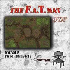 F.A.T. Mat: Swamp 6x4'