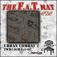 F.A.T. Mat: Urban Combat 4x4'