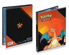 Pokemon 4-Pocket Portfolio: Charizard