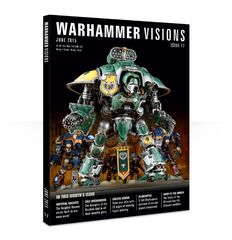 Warhammer Visions: Issue #17