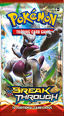 XY BREAKThrough Booster Pack