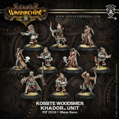 Kossite Woodsmen (10 unit)